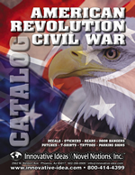 2007 Innovative Ideas/Novel Notions American Revolution and Civil War Catalog